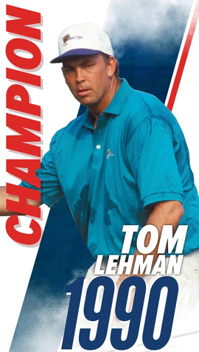 Tom Lehman - 1990