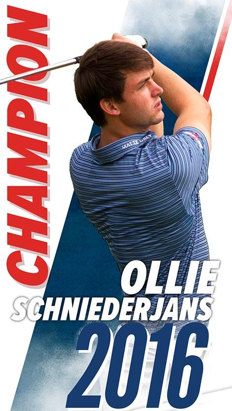 Ollie Schniederjans