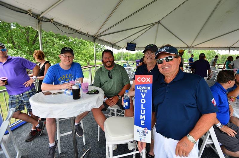 Wichita Open Volunteers