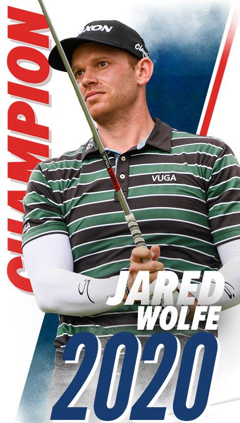 Jared Wolfe